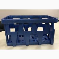 Производим и поставляем ящик пластмассовый для ячейки под яйцо 720х410х370 мм
