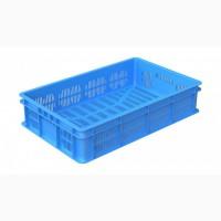 Производим/поставляем ящик пластмассовый 600х400х135 мм (мурманпласт)