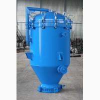 Фильтр для растительного масла вертикальный напорный пластинчатый (ВНП)