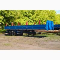 Продам бортовой полуприцеп ЧМЗАП 9906-038-БАК