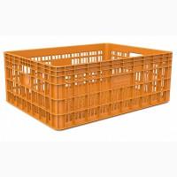 Предлагаем ящик для перевозки живой птицы 770*570*290 мм