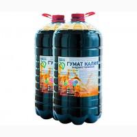 Продаем Гумат Калия жидкий торфяной
