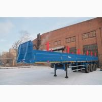 Продам бортовой полуприцеп-тяжеловоз ЧМЗАП 99064-020-К53