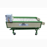 Оборудование машина для сушки картофеля и овощей после мойки УСФ-10 (фетровая сушка)
