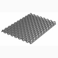 Предлагаем усиленную решетку для заморозки продукции 1230*830*60 мм