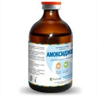 Амоксиджект (антибактериальный)