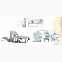 Оборудование для переработки кедрового ореха