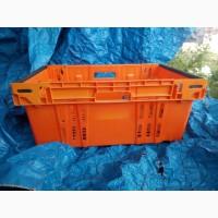 Производим/ поставляем ящик пластмассовый мясной 600х400х250 мм