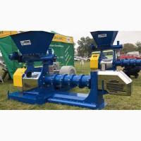Экструдер производительность 500 кг/час (зерновой, соевый, универсальный)
