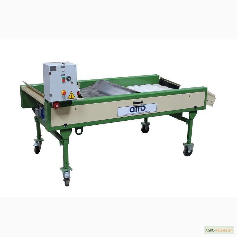 Фото 10. Оборудование машина для сухой очистки чистки картофеля, лука, овощей, моркови УСО-10