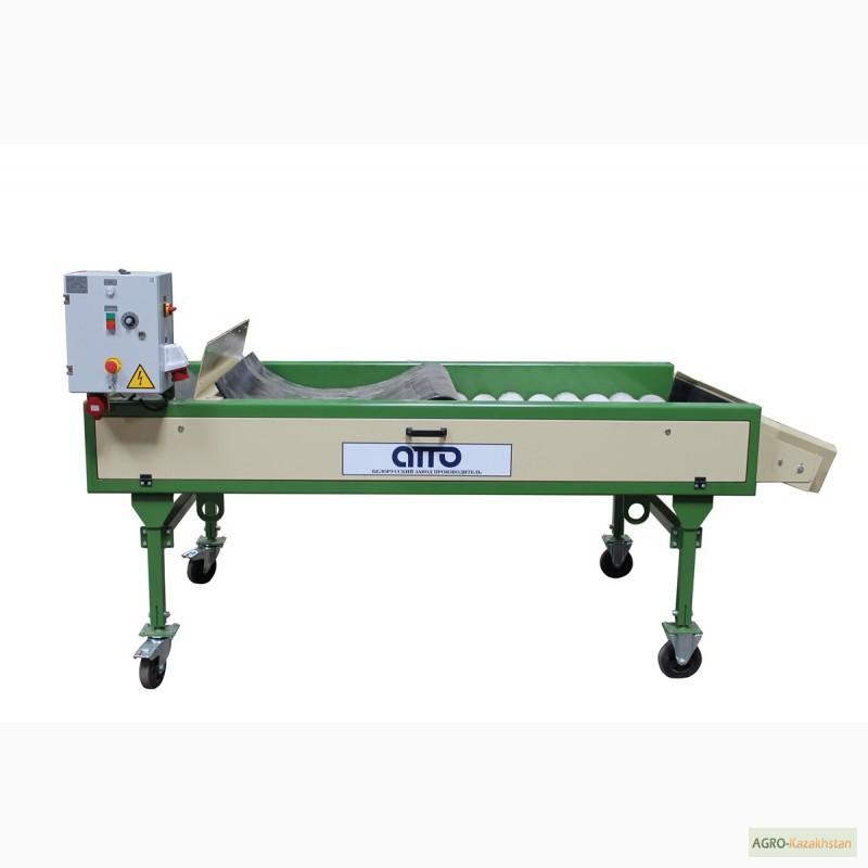 Фото 11. Оборудование машина для сухой очистки чистки картофеля, лука, овощей, моркови УСО-10