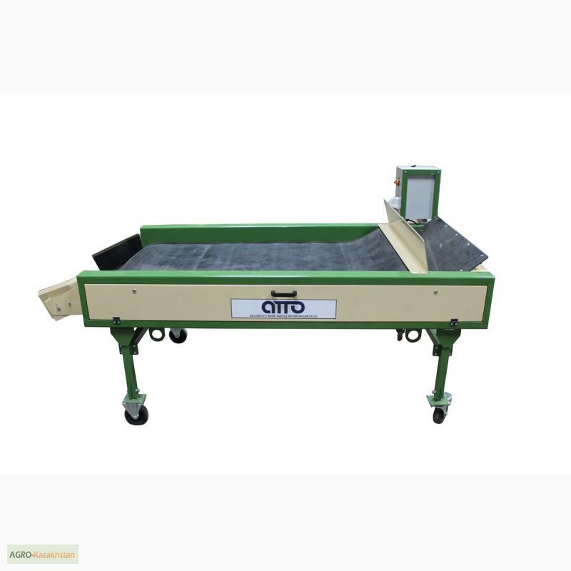 Фото 12. Оборудование машина для сухой очистки чистки картофеля, лука, овощей, моркови УСО-10