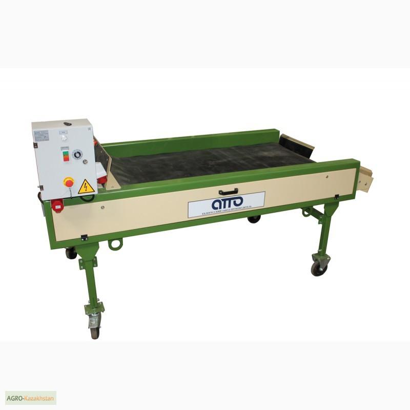 Фото 13. Оборудование машина для сухой очистки чистки картофеля, лука, овощей, моркови УСО-10