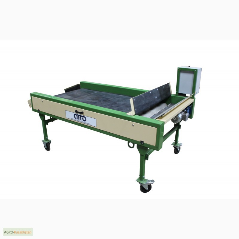 Фото 14. Оборудование машина для сухой очистки чистки картофеля, лука, овощей, моркови УСО-10