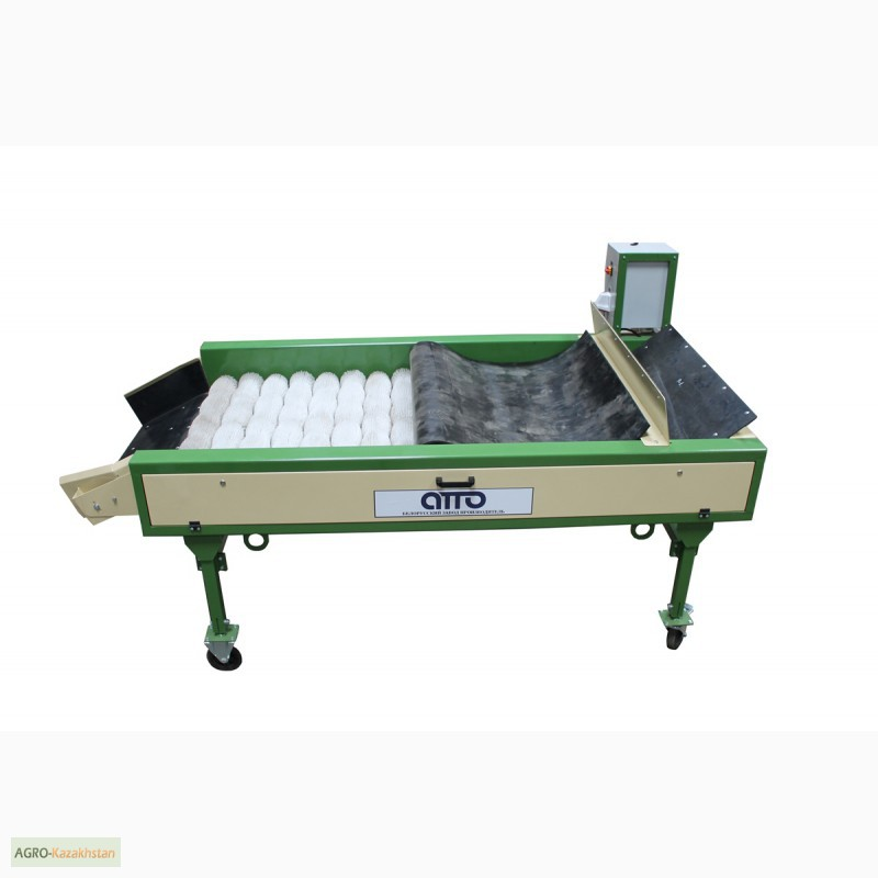 Фото 5. Оборудование машина для сухой очистки чистки картофеля, лука, овощей, моркови УСО-10