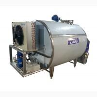 Охладитель молока закрытого типа 1500