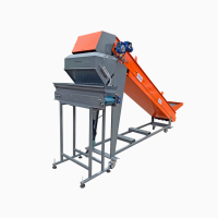 Весовой дозатор ВД-1 (весоупаковщик) для овощей: картофеля, моркови, свеклы, лука