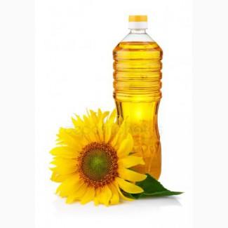 Подсолнечное нерафинированное масло на экспорт