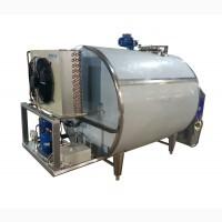 Охладитель молока закрытого типа 1000