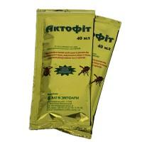 Инсекто-аккарицид Aктофит