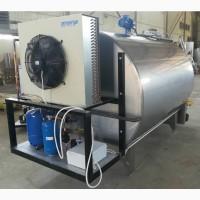 Охладитель молока закрытого типа