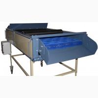 Оборудование для сухой очистки овощей и картофеля УСО-1.16. Сухая очистка картофеля