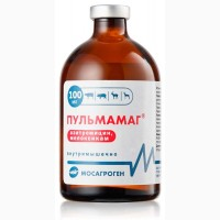 Пульмамаг 100 мл Ветеринарный антибиотик