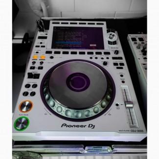 Pioneer DDJ-1000 Controller = 550EUR, Pioneer CDJ-3000 DJ Multi Player = 1400 EUR