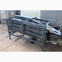 Оборудование для калибровки и сортировки овощей и картофеля УКС-1.4Ф. Калибровка овощей
