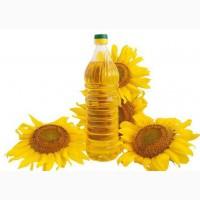 Подсолнечное масло рафинированное оптовые поставки