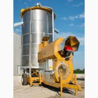 Мобильная зерносушилка Mecmar SSI28/230T2