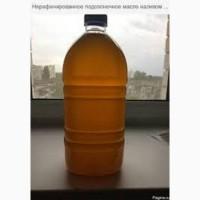Подсолнечное масло не рафинированное оптовые поставки