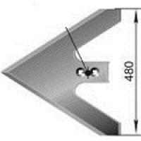 Лапа (480 мм) АПК-7.2