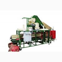 Оборудование линия для автоматической фасовки упаковки овощей, картофеля, лука, моркови
