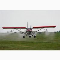Авиационная химическая обработка