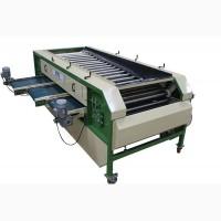 Оборудование машина для калибровки по размеру картофеля, овощей, лука, моркови УК-10-01