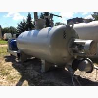 Котлы утилизаторы биоотходов Лапс КВМ-4.6 для рыбной, кормовой муки