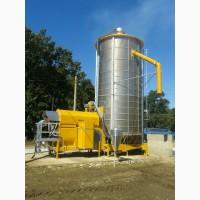 Мобильная зерносушилка Mecmar S 55/420 F