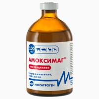 Амоксимаг 100 мл Ветеринарный антибиотик