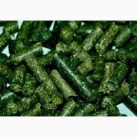 Травяная гранулированная мука