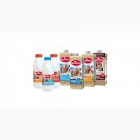 Молоко ультрапастеризованное Вкуснотеево