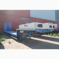 Продам низкорамный полуприцеп-тяжеловоз ЧМЗАП 99064-052-ГТ-ПП4