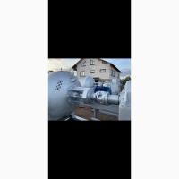 Котел для переработки рыбных отходов КВ-4.6