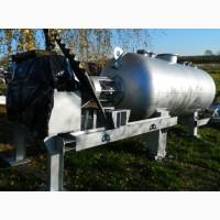 Вакуумный котел Лапса для утилизации биоотходов марки кВ-4.6 (5.4 куба) новые и б/у