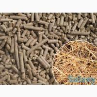 Линия гранулирования сена и соломы до 800 кг/час