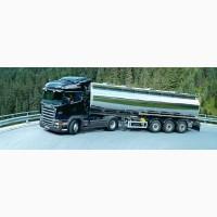 Перевозка автоцистернами наливных грузов. поставка наливных грузов