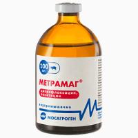 Метрамаг 100 мл Ветеринарный антибиотик