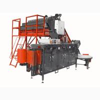 Автоматический фасовочно-упаковочный комплекс АБС-9 (весовая станция ВС-9 + сеткозашивка)