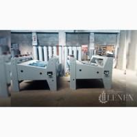 Зерноочистительная машина сепаратор первичной очистки зерна БИС-100