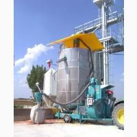 Зерносушилка мобильная ESMA SMALL ES90-150